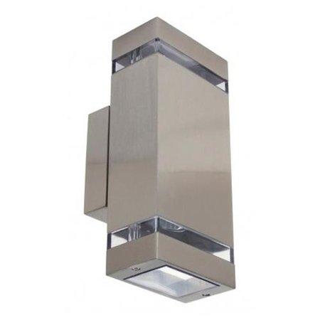 Hermetické svítidlo nerezová ocel 2xGU10 HL247 GARDENYA Horoz