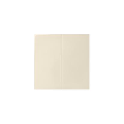 Klávesa vypínače dvojitého, béžová Kontakt Simon 82 82026-31