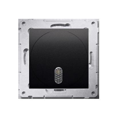 Kontakt Simon 54 Premium Antracit Elektronický zvonek (modul) 8–12 V~, DDT1.01/48