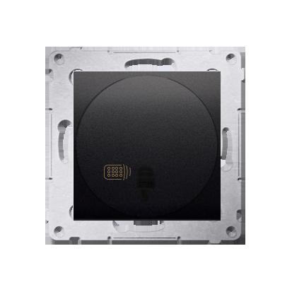 Kontakt Simon 54 Premium Antracit Vypínač dálkově ovládaný s relé (modul) DWP10P.01/48
