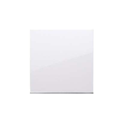 Kontakt Simon 54 Premium Bílý Jednotná klávesa pro vypínače/Tlačítek, DKW1/11