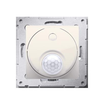 Kontakt Simon 54 Premium Krémová Vypínač se senzorem pohybu s relé se zabezpečením (modul) DCR11P.01/41