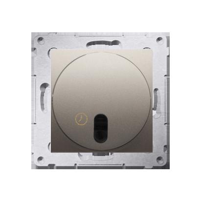 Kontakt Simon 54 Premium Zlatá Spínač s opožděným vypnutím s relé. (modul) DWC10P.01/44