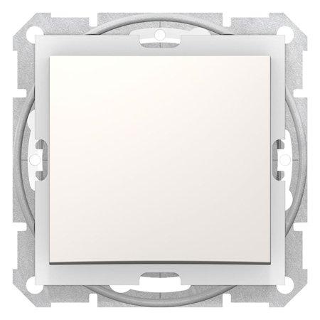 Křížový vypínač IP44 krémová Sedna SDN0500323 Schneider Electric