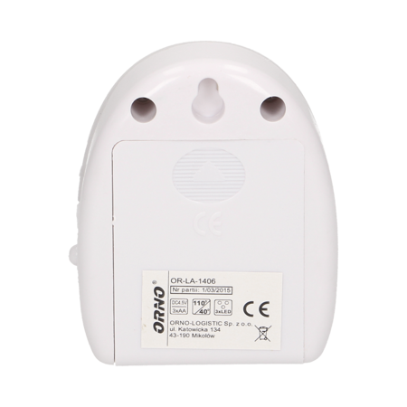 LED lampička s čidlem pohybu přenosná 1W 6500K OR-LA-1406 Orno