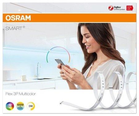 LED pásek s napájením 10W SMART+ FLEX 3P Multicolour RGB+W OSRAM