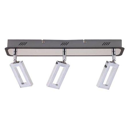 Lampa LED Kent 3L 3x6W Struhm