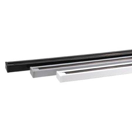 Lišta kolejnice bílá 1m Track + napájení a záslepka 02436 Horoz
