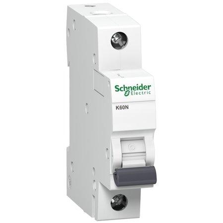Nadproudový jistič K60N-C10-1 C 10A 1-pólový Schneider Electric A9K02110