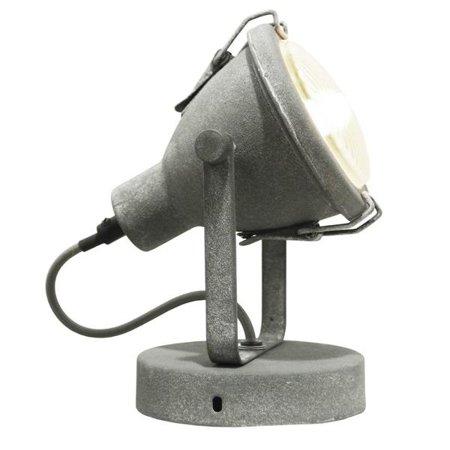 Nástěnná lampa Tobruk šedá Azzardo 5151L CO