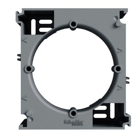 Nástěnná základna, rozšiřující, ocel Schneider Electric Asfora EPH6100262