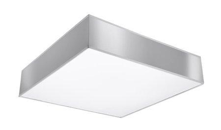 Nástěnné svítidlo HORUS šedá 1xE27 Sollux SL.0143