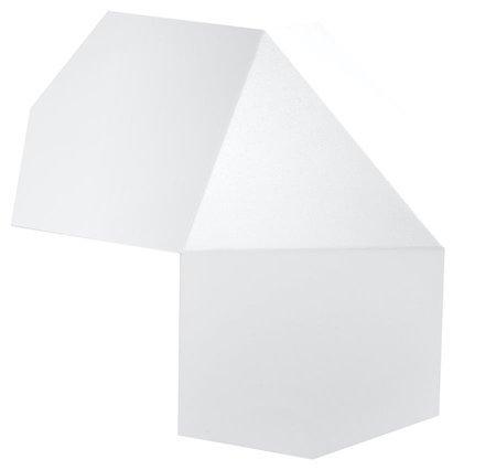 Nástěnné svítidlo TRE bílá 2xG9 Sollux SL.0424