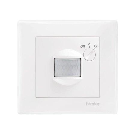 Pohybové čidlo bílá s rámečkem Sedna SDN2090221 Schneider Electric