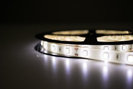 Sada LED pásek 5m, 3000K teplá 180 SMD IP65, Struhm