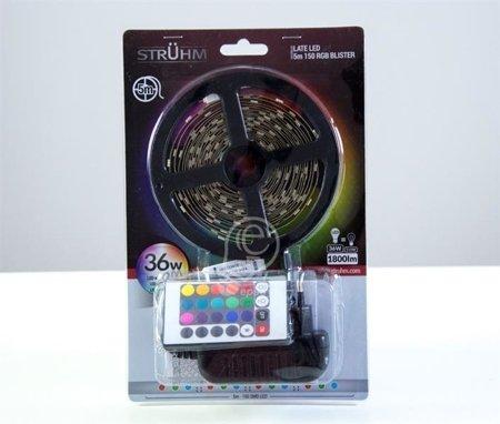 Sada LED pásek RGB, 5m 90 SMD IP20, Struhm