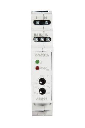 Schodišťový automat s omezovačem výkonu ASM-04 Zamel