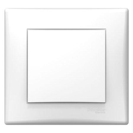 Schodišťový vypínač bílá s rámečkem Sedna SDN0400221 Schneider Electric