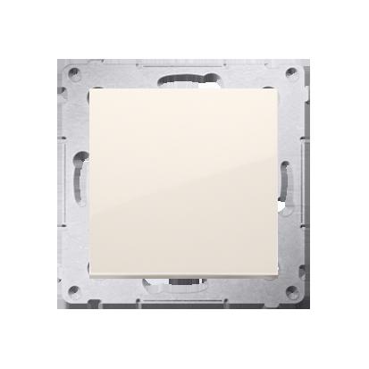 Simon 54 Premium Krémová Vypínač jednonásobný (modul) X šroubové koncovky, DW1A.01/41