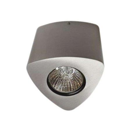 Stropní nástěnné svítidlo Dario hliník Azzardo GM4109