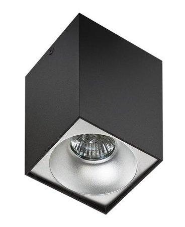 Stropní nástěnné svítidlo Hugo černá Azzardo GM4104