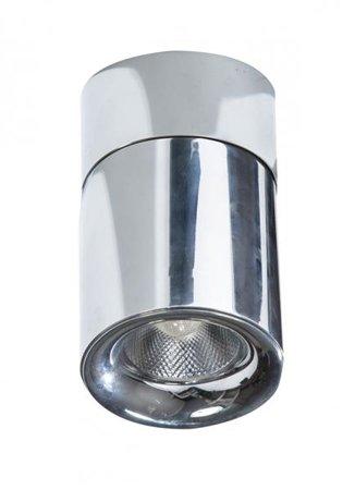 Stropní nástěnné svítidlo reflektor Siena 20W 3000K chrom Azzardo SH623000-20-CH