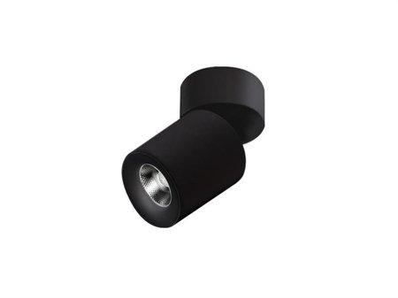 Stropní nástěnné svítidlo reflektor Siena 20W 4000K černá Azzardo SH614000-20-BK