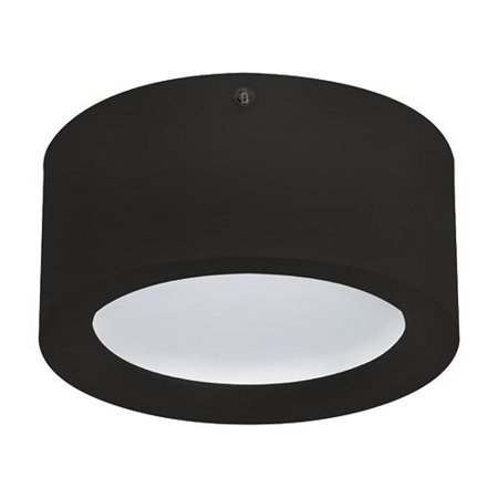 Stropní svítidlo, plafon SANDRA-15 LED, 15W, 4000K, černá, 3525, Horoz