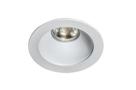 Stropní vestavné přisazení svítidlo Remo 1 (bez vložky) bílá Azzardo GM2118R