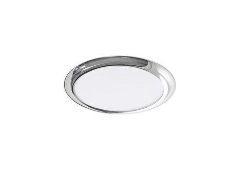 Stropní vestavné svítidlo Linda 30cm 3000K chrom Azzardo SH743000-24-CH