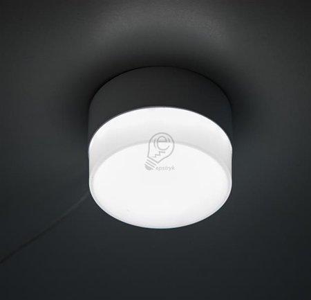 Stropnice LED kulatá, nástěnná 6W 4000K Robin C, Struhm