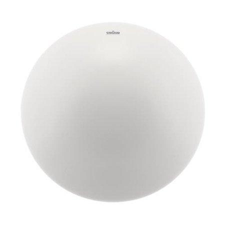 Stropnice LED nástěnná IP44 24W bílá Leon Struhm