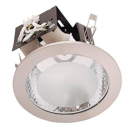 Svítidlo downlight HL614 MAT. CHROME Horoz 00778