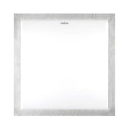 Svítidlo stropní, plafon ALEX LED D, hranaté, IP44, 12W, 4000K, 3243, Struhm