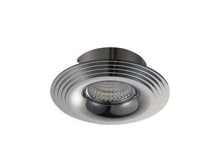 Svítidlo stropní podomítkové Luciano kuletá chrom Azzardo NC1760R-CH