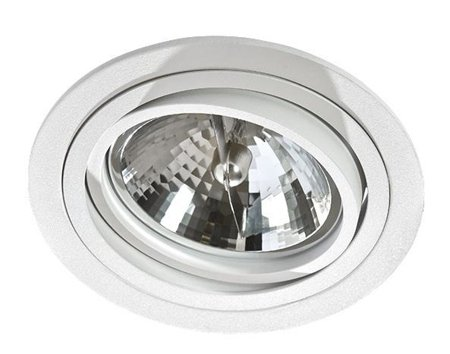 Svítidlo stropní podomítkové Stan 1 bílá Azzardo GM2111