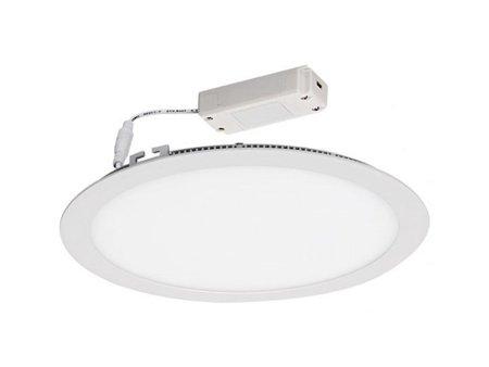 Svítidlo typu downlight, ROUNDA LED 23W-WW-W, WW (teplá bílá), 22498, Kanlux