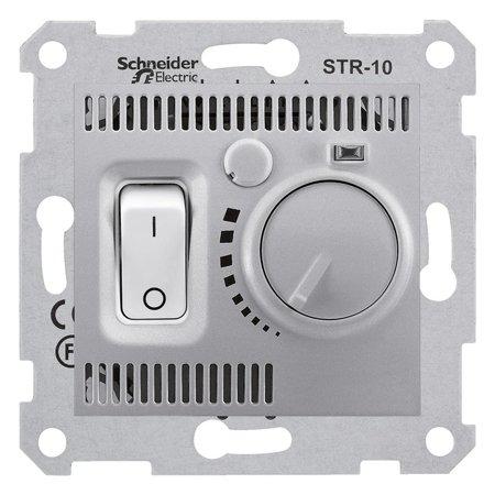 Teplotní regulátor hliník Sedna SDN6000160 Schneider Electric