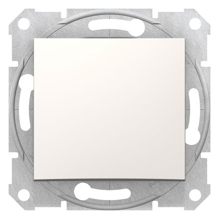 Tlačítko krémová Sedna SDN0700123 Schneider Electric