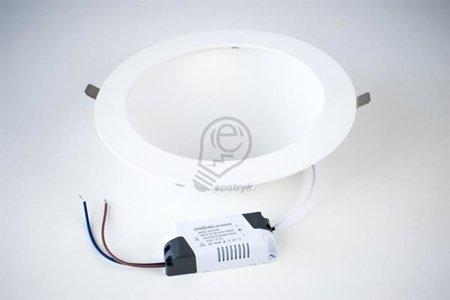 Vestavné svítidlo CINDER LED C 19W 4000K kulatá Struhm