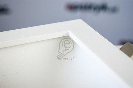 Vestavné svítidlo CINDER LED D 20W 4000K hranaté Struhm