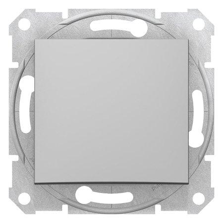 Vypínač 1-pólový hliník Sedna SDN0100160 Schneider Electric