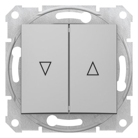 Žaluziový vypínač hliník Sedna SDN1300360 Schneider Electric