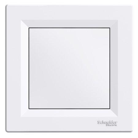 Záslepka s rámečkem, bílá Schneider Electric Asfora EPH5600121