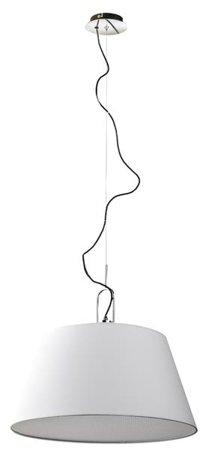Závěsná lampa Alicante M bílá Azzardo MD2361-M WH
