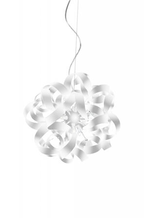 Závěsná lampa Delta Oxide bílá Azzardo MD05010015-9C