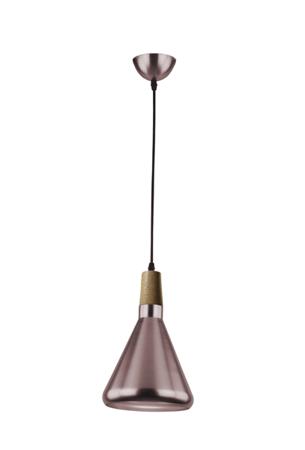 Závěsná lampa Ida ACO S měď Azzardo 42933-1C ACO