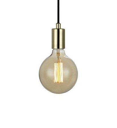 Závěsná lampa SKY 1L E27 Złota 106170 Markslojd