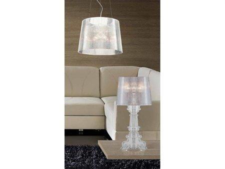 Závěsná stropní lampa Bella 2 transparentní Azzardo AZ0713