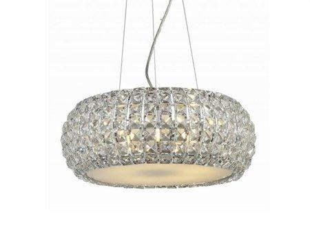 Závěsná stropní lampa Sophia 6 transparentní Azzardo AZ0697